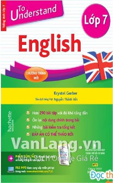 To understand English lớp 7